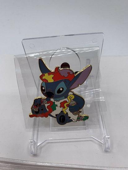 Stitch Mystery Art Box LE 1000 Pin World Shopping Store