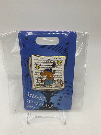Bambi Music to My Ears Cast Exclusive LE 800 Pin Thumper DLR WDW
