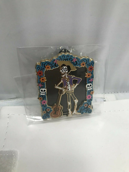Pixar Hector Stained Glass LE 300 Pin DSF DSSH Coco Artist Proof AP