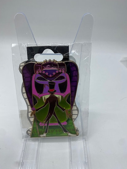 Dr. Facilier Villain Stained Glass LE 200 Pin Princess & the Frog DSF DSSH