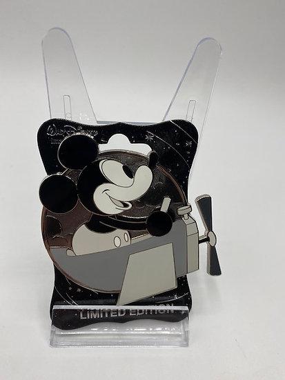 Mickey Through the Years Plane Crazy LE 300 WDI Profile Pin