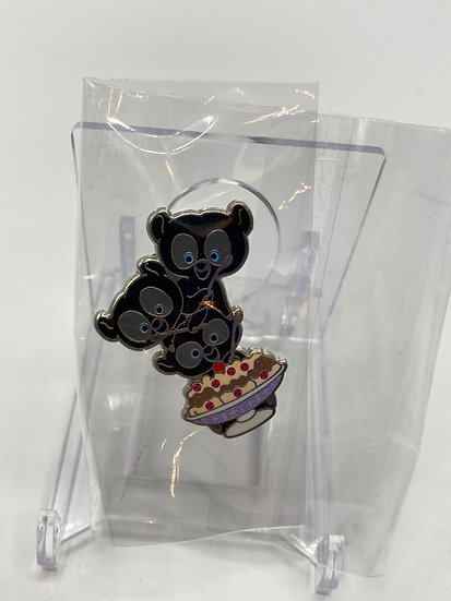 Brave Brother Bears Pin Trader's Delight PTD LE 300 DSF DSSH GWP Pixar