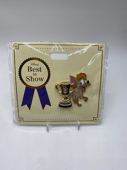 Tito WDI Best in Show Dogs LE 300 Pin Oliver and Company
