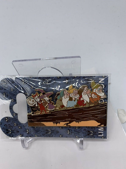 Lock Shock Barrel  WDI Nightmare Classics Snow White Dwarfs LE 300 Pin