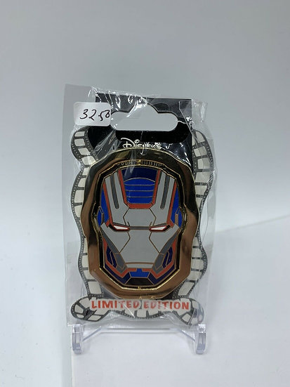 Iron Man 3 Patriot and War Machine LE 300 Spinner Pin DSF DSSH