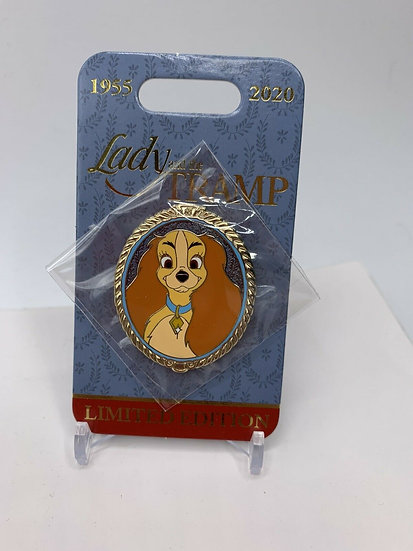 Lady & the Tramp 65th Anniversary Lady Portrait LE 4000 Shopping Store