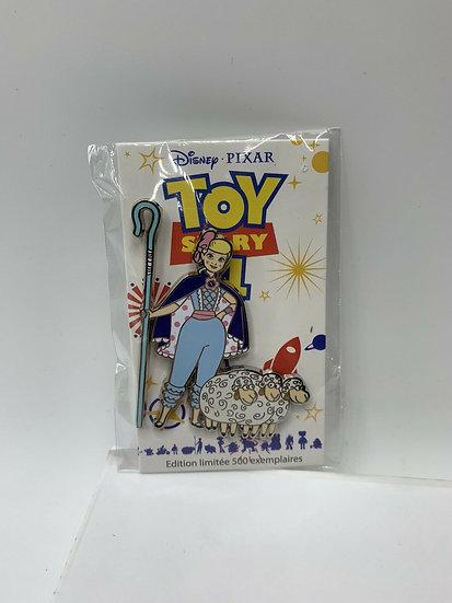 Bo Peep & Sheeps Paris DLP LE 500 Pin Pixar Toy Story 4 Billy Goat Gruff