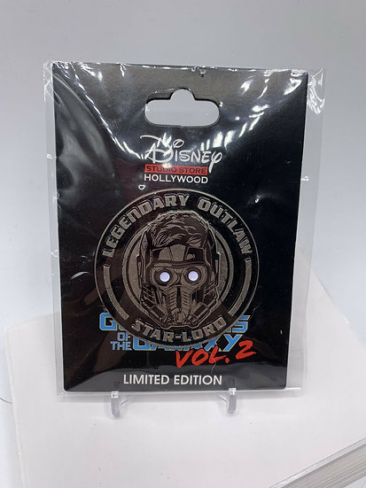 Marvel Guardians of the Galaxy 2 Star Lord Outlaw LE 300 Pin DSF DSSH
