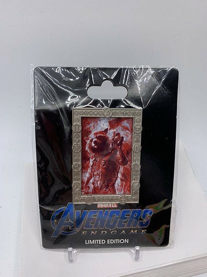 Marvel Rocket Portrait LE 300 Pin DSF DSSH Avengers Endgame Guardians
