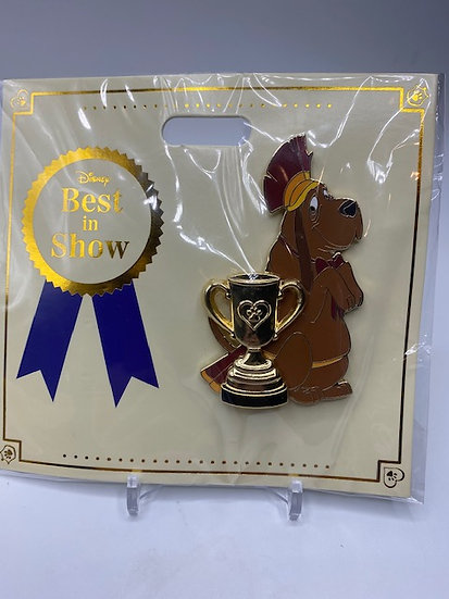 Stella WDI Best in Show Dogs LE 300 Pin Oliver and Company