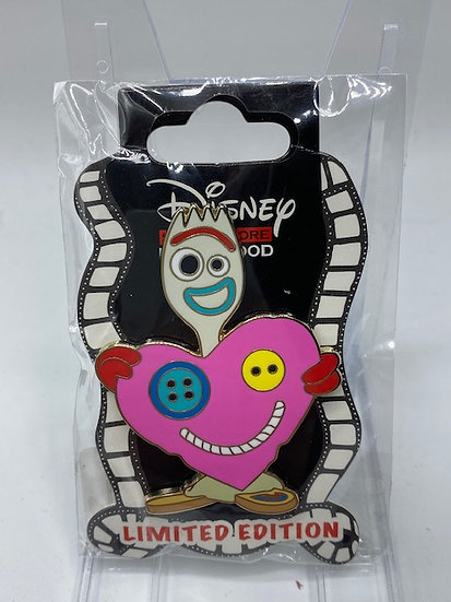 Forky Valentine's Day Love Notes LE 400 Pin DSF DSSH Toy Story