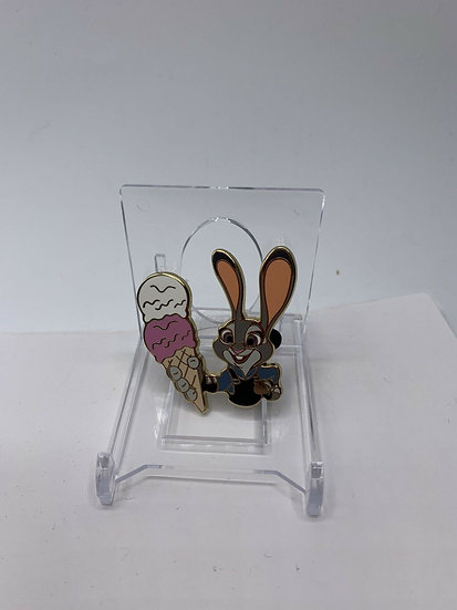 Judy Hopps Officer Pin Trader's Delight PTD LE 400 DSF DSSH GWP Zootopia