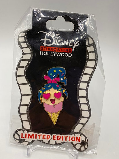 Vanellope Ice Cream Cone LE 150 Surprise Pin DSF DSSH Wreck it Ralph