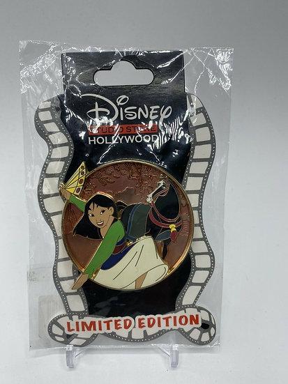 Mulan & Khan Mane N Friends LE 400 Pin DSF DSSH D23