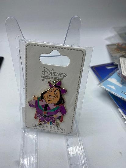 Ratcliffe Villains Cutie LE 300 Pin DSF DSSH Pocahontas
