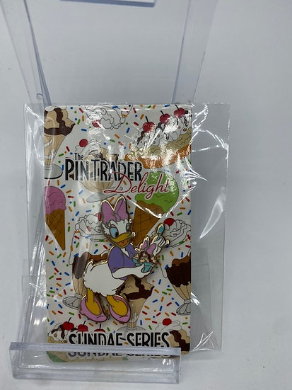 Daisy Duck #5 Pin Trader's Delight PTD LE 300 DSF DSSH GWP