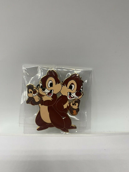 Chip and Dale Puppet Series LE 250 Pin Shopping Store