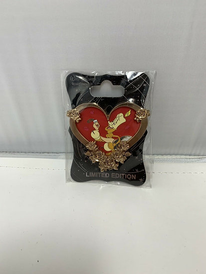 Lumiere and Fifi  WDI Valentine's Day 2019 LE 250 Pin Beauty & the Beast