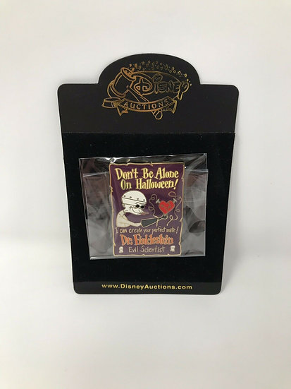 Dr Finklestein Business Ad Auctions LE 100 Pin Nightmare Before Christmas