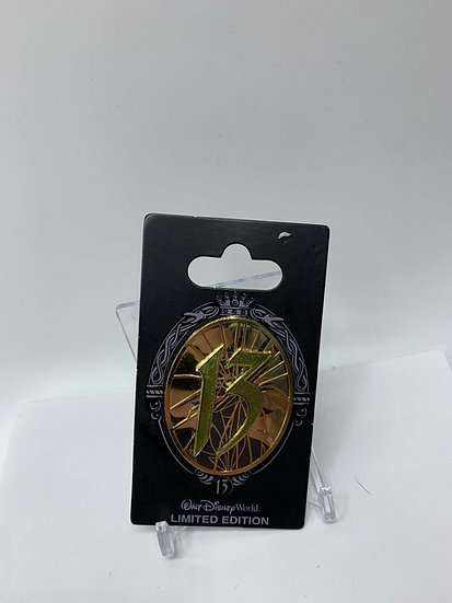 Maleficent WDW 13 Event Countdown Collection LE 750 Pin Sleeping Beauty