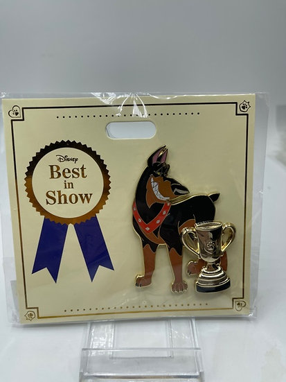 Roscoe Best in Show Dogs LE 300 WDI Pin Oliver and Company