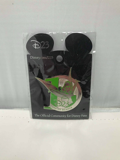 Tinker Bell D23 1 Year Renewal Charter Member Pin Peter Pan