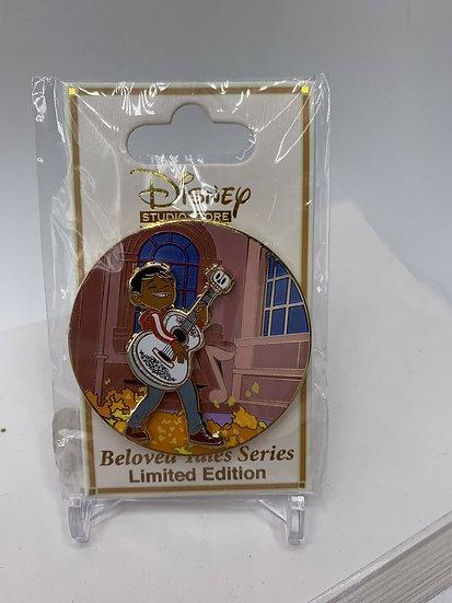 Coco Pixar Beloved Tales LE 300 Pin DSF DSSH D23 Miguel Ernesto Guitar
