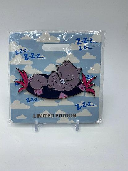 Yzma Cat WDI D23 Cat Nap LE 300 Pin Emperor's New Groove ENG