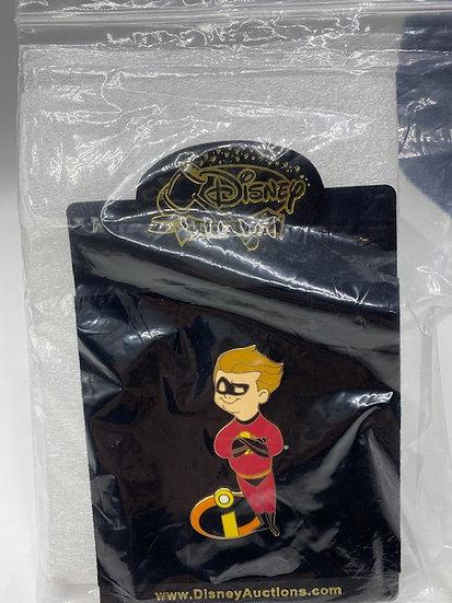 The Incredibles Dash Logo LE 100 Auctions  Pin Dashiell Parr