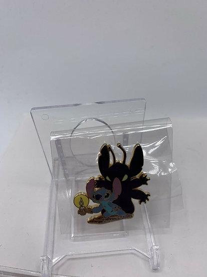 Stitch Halloween 2006 LE 100 Mystery Pin Shadow 626 Shopping Store