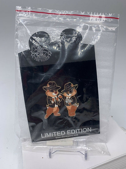 Chip and Dale Rock & Roll LE 100 Pin Blues Brothers Shopping Store
