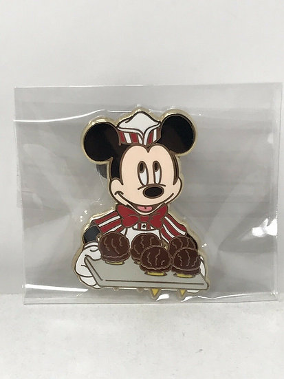 Mickey Mouse Soda Jerk #3 Pin Trader's Delight PTD LE 300 DSF DSSH GWP