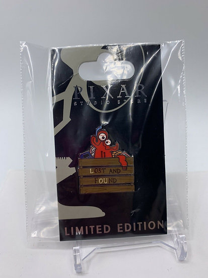 Lou Lost and Found Pixar Studio Store LE 300 Pin Shorts