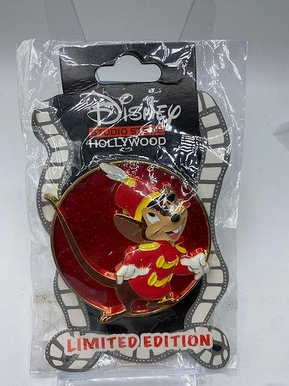 Timothy Mouse Cursive Cutie LE 300 Pin DSF DSSH Dumbo