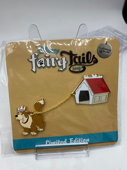 Nana's in the DoghouseWDW FairyTails Event LE 750 Pin Peter Pan