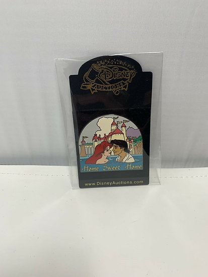 Ariel & Eric Home Sweet Home LE 500 Auctions Pin The Little Mermaid