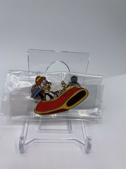 Gyro Gearloose WDW Journey Through Maze of Time Event LE 75 Pin Framed