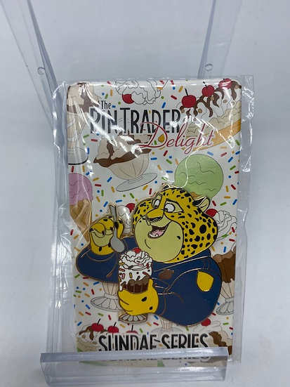 Officer Clawhauser Pin Trader's Delight PTD LE 300 DSF DSSH GWP Zootopia