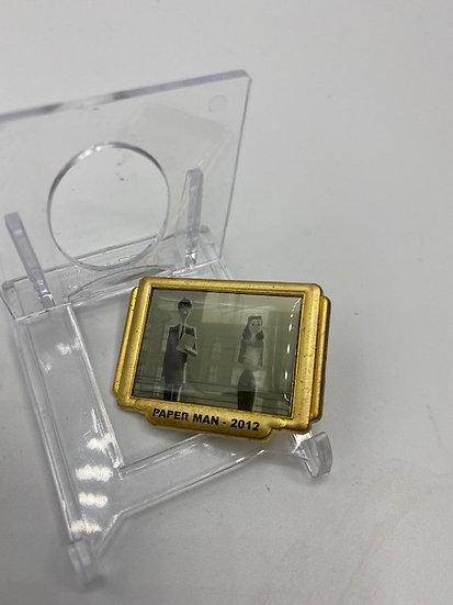 Paper Man 2012 Disney Shopping Store Short Films LE 300 Box Pin George Meg
