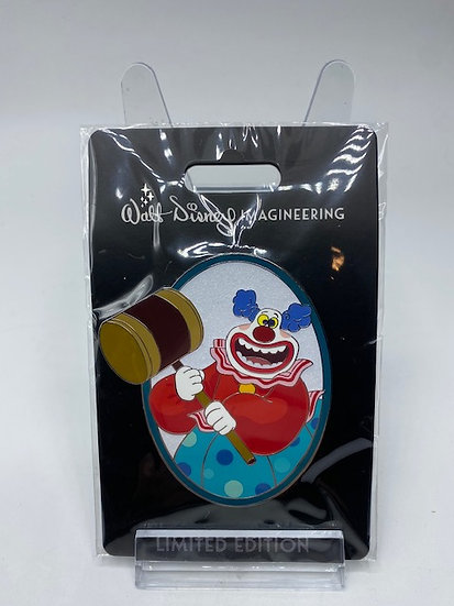 Jangles the Clown Profile LE 250 WDI Pin Pixar Inside Out