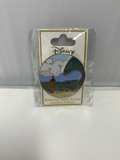 Moana Beloved Tales LE 300 Pin DSF DSSH D23 Baby Moana