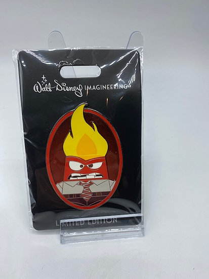 Anger Profile LE 250 WDI Pin Pixar Inside Out