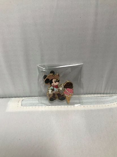 Mickey Mouse Cowboy Pin Trader's Delight PTD LE 300 DSF DSSH