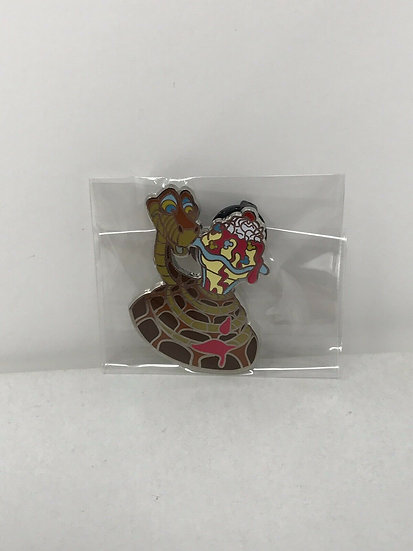 Kaa Snake Pin Trader's Delight PTD LE 400 DSF DSSH GWP Jungle Book