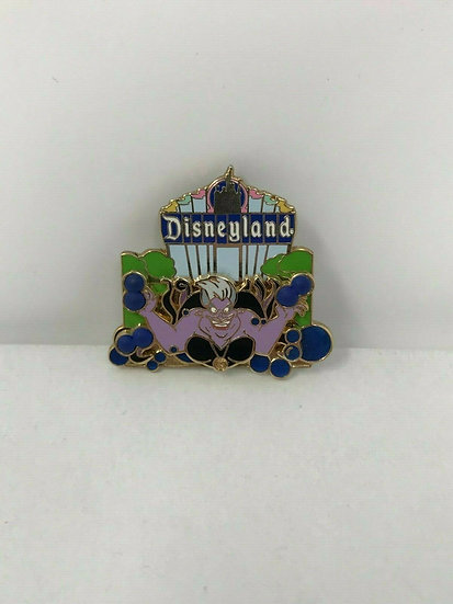 Ursula Disneyland Marquee LE 1000 Pin The Little Mermaid