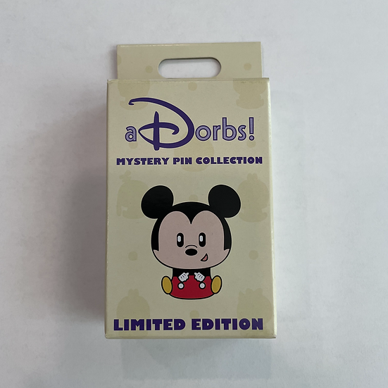 Mickey & Friends Adorbs! Mystery Box 2 Pins WDI LE 300 200 Unopened
