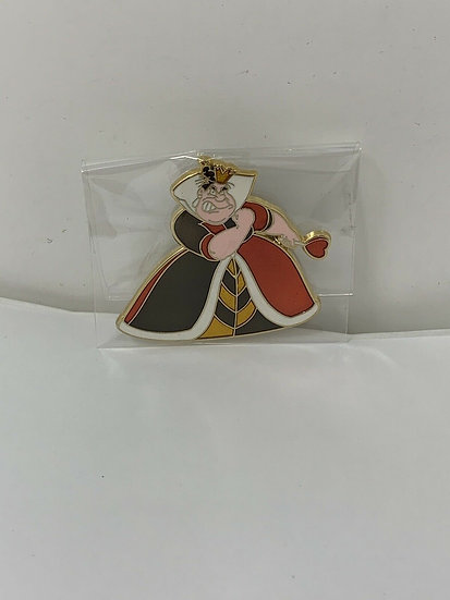 Queen of Hearts Shopping Store Villain Series LE 500 Pin Alice Wonderland
