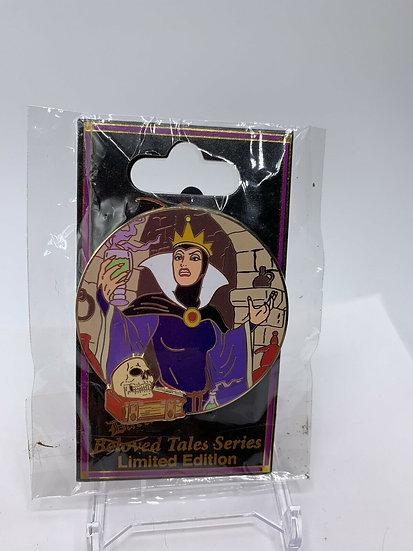 Evil Queen Dark Tales LE 300 Pin DSF DSSH Beloved Snow White Seven Dwarfs