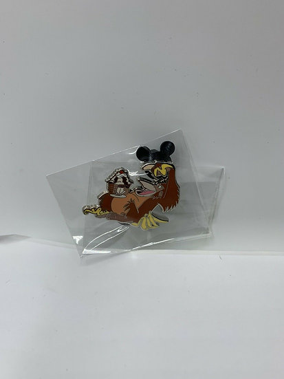 King Louie #2 Pin Trader's Delight PTD LE 300 DSF DSSH GWP Jungle Book