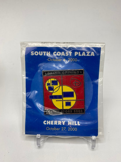 Disney Store South Coast Plaza Grand Opening 2000 Cast Exclusive Pin